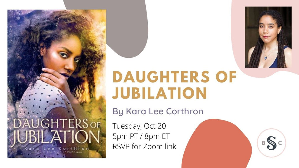 Daughters of Jubilation Author Chat