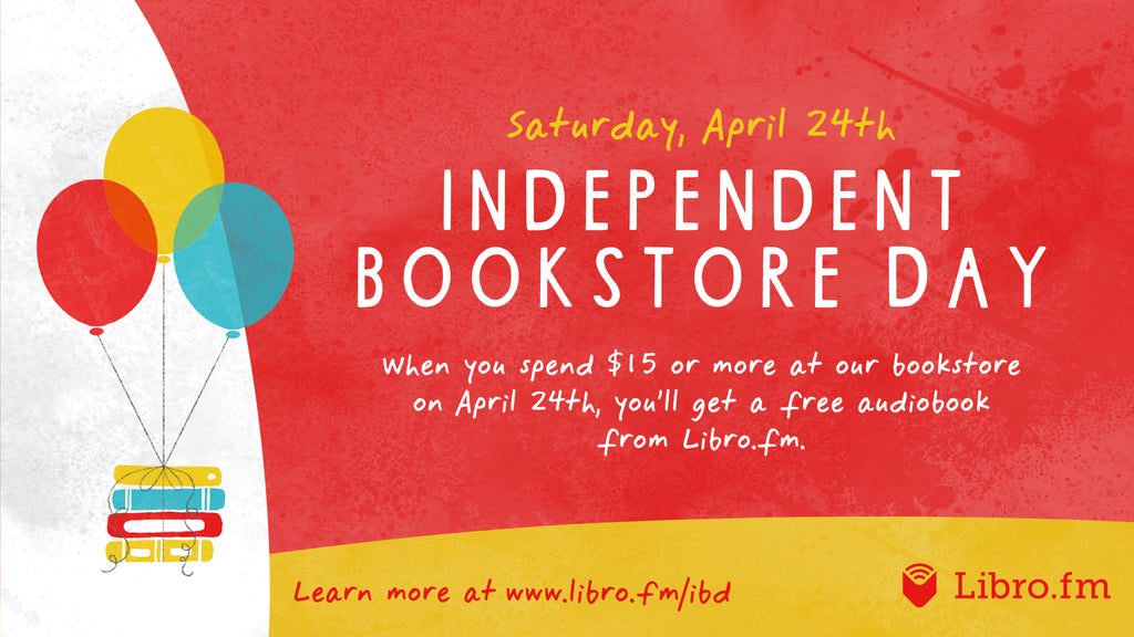 Independent Bookstore Day 2021