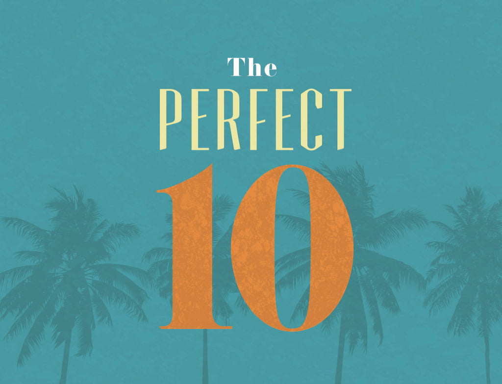 The Perfect 10 Giveaway