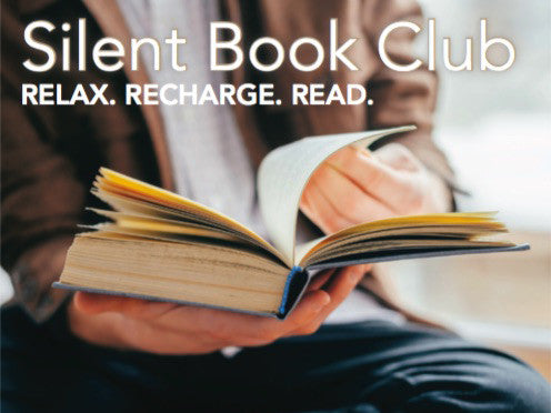 Silent Book Club - Jacksonville Public Library 10/19 (New!)