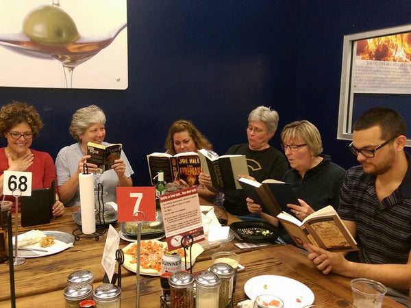 Silent Book Club - Jacksonville 11/21