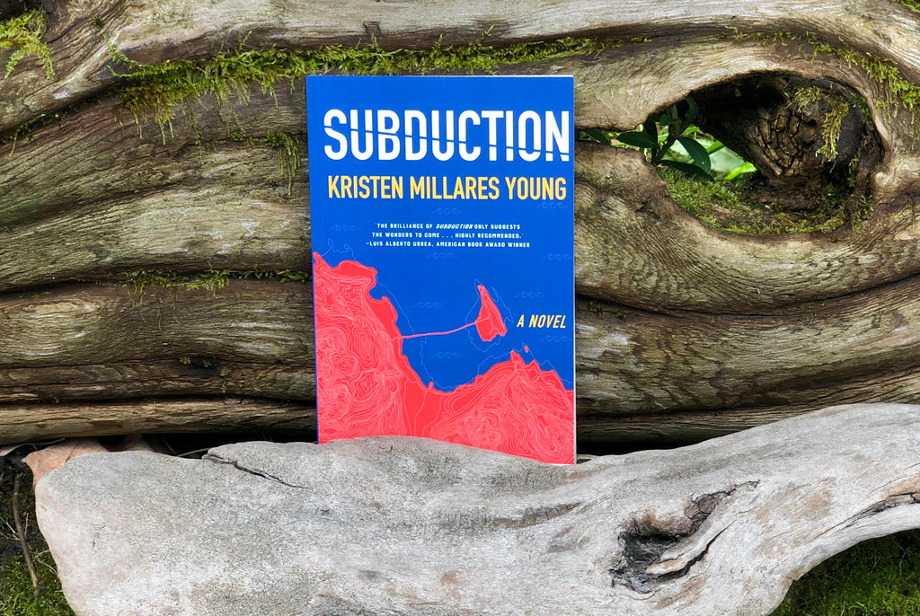 Subduction with Kristen Millares Young