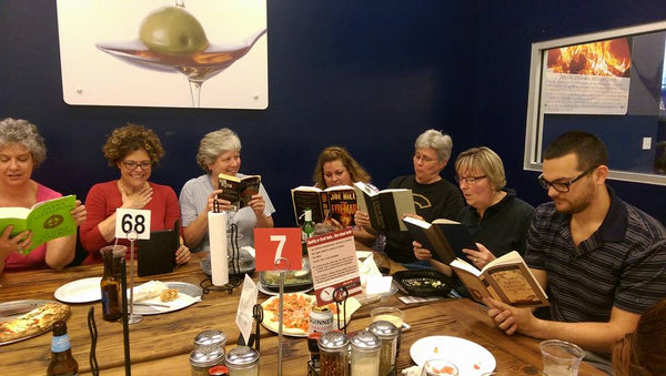 silent book club jacksonville