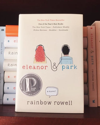 eleanor & park Rainbow Rowell censorship