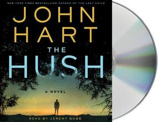 the hush john hart silent book club macmillan audio giveaway