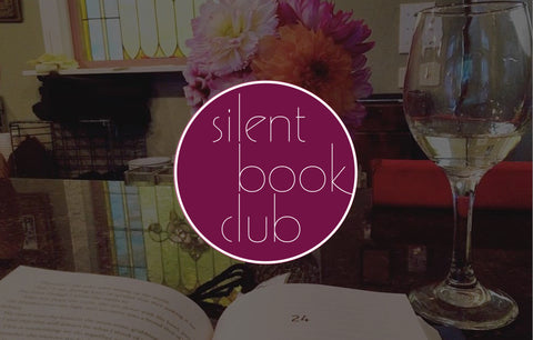 Join Silent Book Club