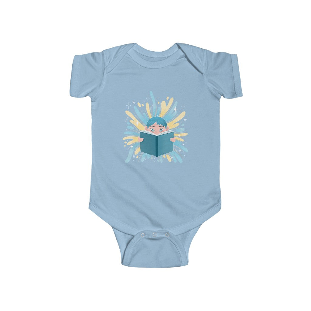 Raise a Reader Onesie (3 colors)