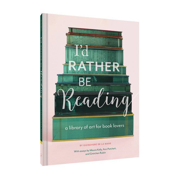 *Signed Copy* I'd Rather be Reading