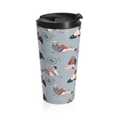 All Readers Welcome Travel Mug