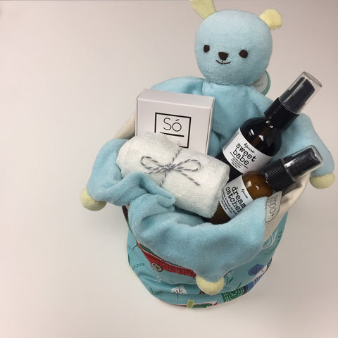 OH BABY Gift Basket