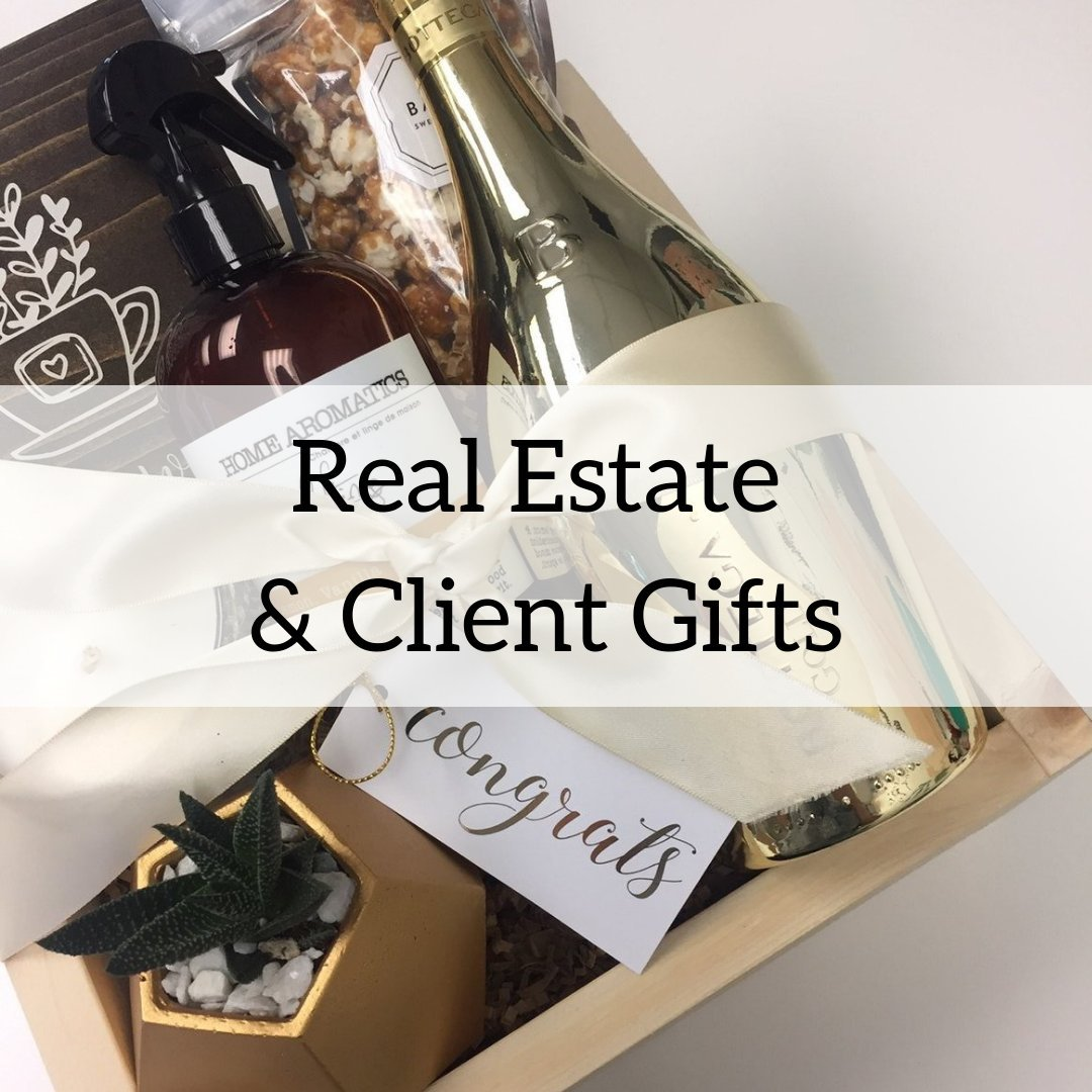 Real Estate and Client Gifts