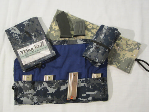 Rifle MagRoll - Small (4 Pocket)