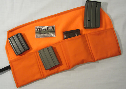 Rifle Magroll  - Large (4 Pocket)