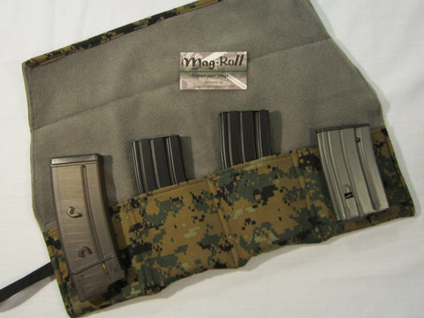Rifle MagRoll Hi-Capacity (4 Pocket)