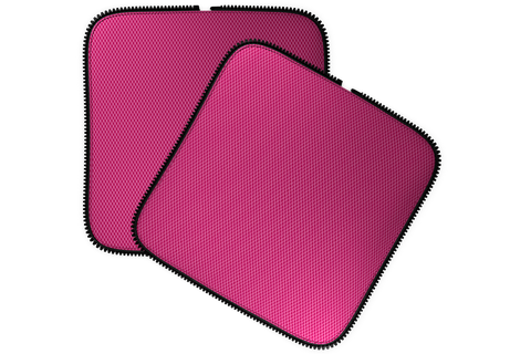 Overnight Bag Add-On Parts in Pink NeoMesh