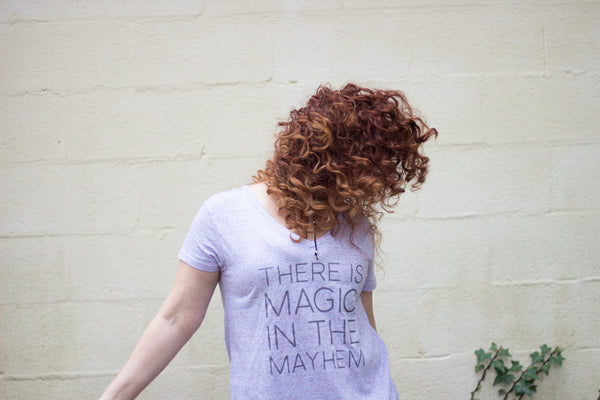 Magic in the Mayhem Tee