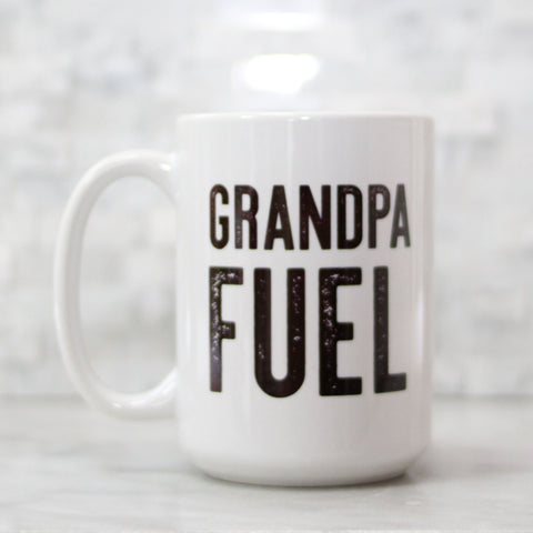 Grandpa Fuel 15oz Mug