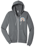 Love Like a Mother Rainbow Hoodie [Ships in 3-5 Business Days]