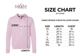 Lilac Love Like a Mother Hoodie [Ships in 3-5 Business Days]