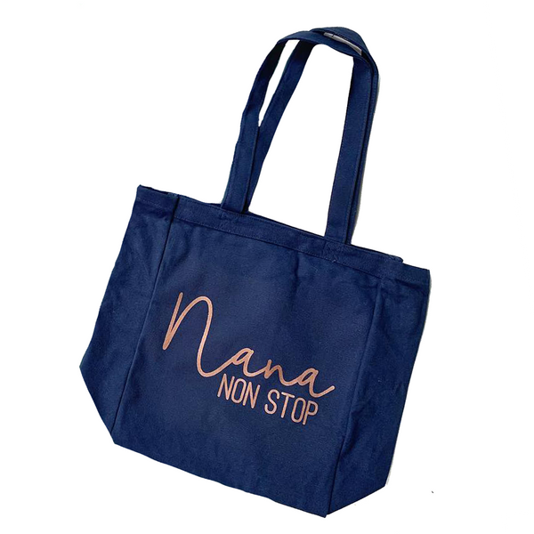 Nana Non Stop Canvas Tote [ships in 3-7 business days]
