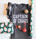 Captain of Chaos Tee