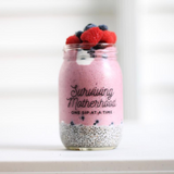 Surviving Motherhood Mason Jars
