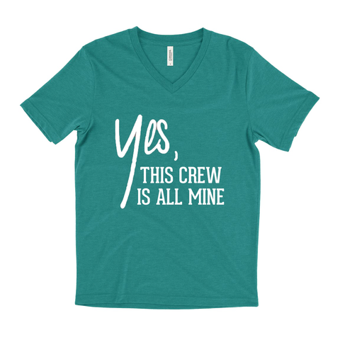 This Crew is all Mine Tee