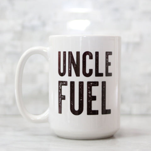 Uncle Fuel 15oz Mug