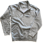 Fueled by Caffeine & Chaos Unisex Quarter Zip [ships in 3-5 business days]