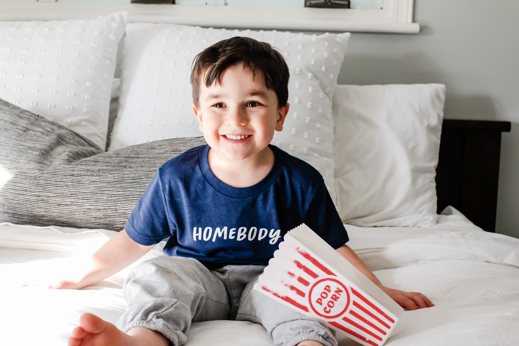 Homebody Kids Tees [ships in 3-5 business days]
