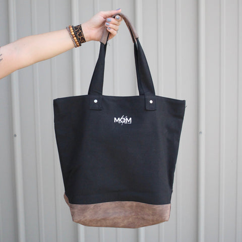 Signature Canvas Tote [ships in 3-5 business days]