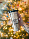 Gold United we Mom 22oz Tumbler [ships in 2-4 business days]