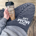 Team Mom Life Lounge Pants [ships in 3-5 business days]