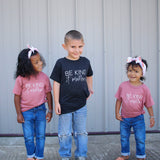 Be Kind It Matters Kids Tee [ships in 3-5 business days]