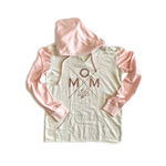Mom Life Women's Relaxed Fit Hoodie [Ships in 3-5 Business Days]