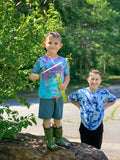Chaos Crew Summer Camp DIY Kids Tee [ships in 3-5 business]