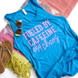 POP UP TEE DEAL OF THE DAY: $17.99 Caffeine & Chaos Tanks! (Ships in 3-5 Business Days)