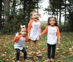 Chaos Crew Kids Raglan [ships in 3-5 business days]
