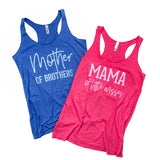 Mother of Brothers Women's Fit Tank [Ships in 3-5 Business Days]