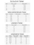Mom Brain Iris Tank [ships in 3-5 business days]
