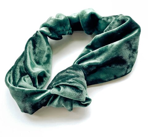 Velour Knot Women's Headband [ships in 3-5 business days]