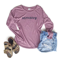 Homebody Women's Relaxed Long Sleeve [Ships in 3-7 business days]