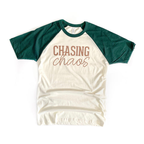 Chasing Chaos Unisex Tee [ships in 5-7 business days]