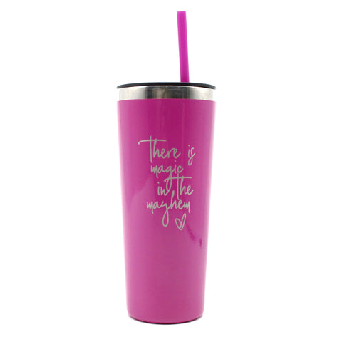 Magic in the Mayhem 22oz Stainless Tumbler [ships in 1-3 business days]