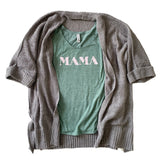 MAMA Floral WOMENS TANK [ships in 3-5 business days]