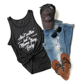 Ain't Nothing But a Mama Thing Tank [ships in 2-4 business days]