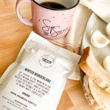 Sample Size Surviving Motherhood Coffee