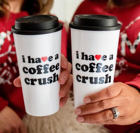Coffee Crush Tumbler [ships in 3-5 business days]