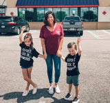 United we Mom Slouchy Tee [ships in 3-5 business days]