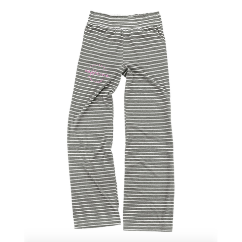 Fueled by Caffeine & Chaos Granite Gray Lounge Pants[ships in 3-5 business days]